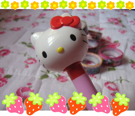 hello kitty pen-2