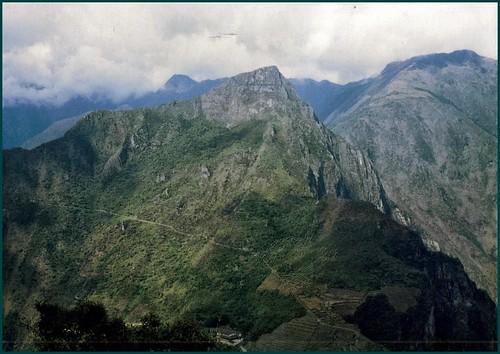 pàisaje andino peruano