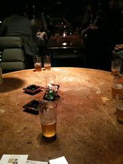 出版記念パーティーとその後の飲み会