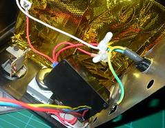 Oven Relay Box