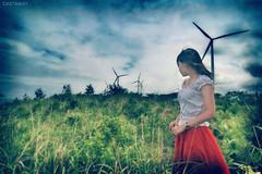wind (castaway0) Tags: portrait sky woman girl lady fuji wind tokina 1224 s5pro