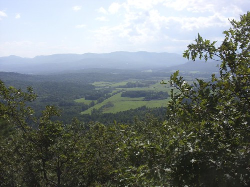 Coon Mountain summit