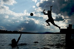 Jump (jakerome) Tags: cool newengland newhampshire uncool lakewinnipesaukee bearisland familycamp cool2 camplawrence cool5 cool3 demoted cool6 cool4 i500 megafave cool7 camplawrencefamilycamp smcpentaxda1650mmf28edalifsdm cool8 iceboxcool sombw familycamp2009 beachcl 2009camplawrencefamilycamp clpics2009 clfullbleed coolsave