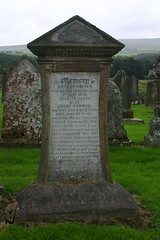 Moffat Grave - Scottish Borders