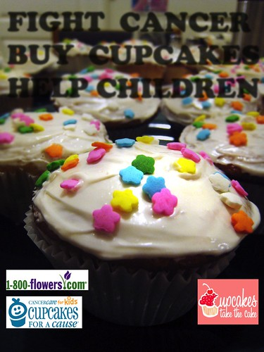 Cupcakes Take The Cake Bake Sale