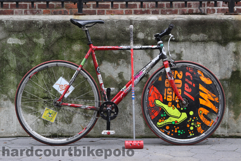 alexis polo bike full