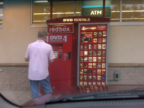 Redbox Film Critic