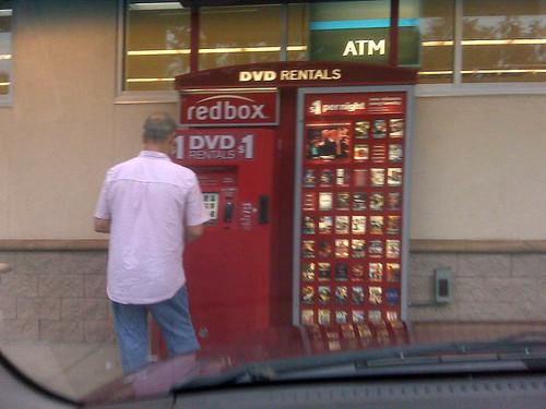 Redbox Film Critic