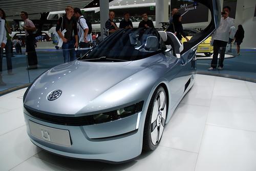 2009 Volkswagen L1 Concept. IAA 2009 - VW L1 Concept Car