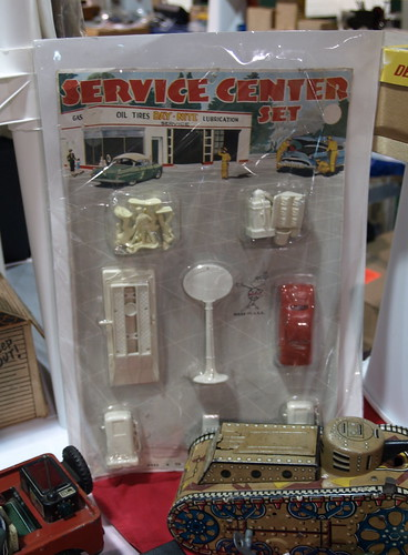 Marx Service Center Set
