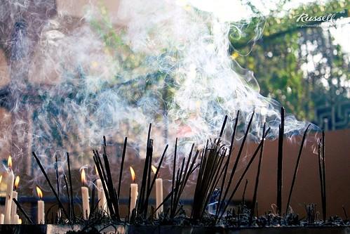 Holy Smoke (by Russell John)