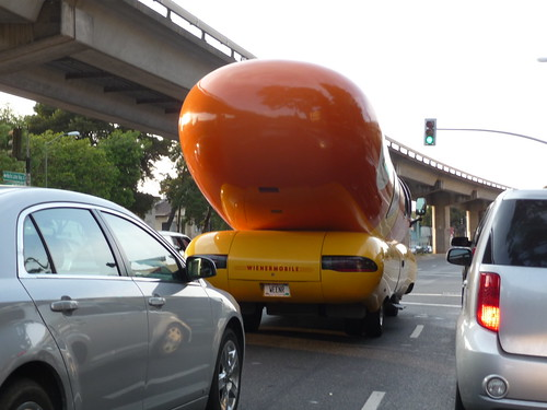 Oh, I'd Love To Drive An Oscar Mayer Wiener