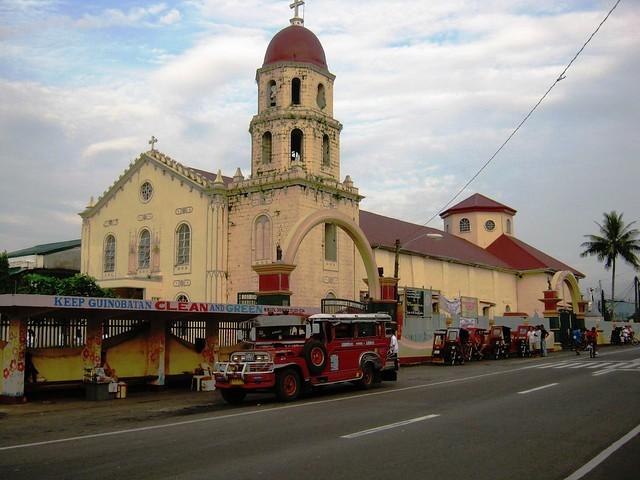 Guinobatan Church