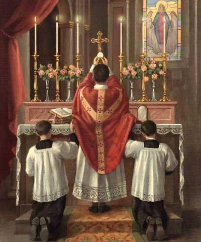 O Santo Sacrifício da Missa - Locais de Santa Missa pelo Brasil.