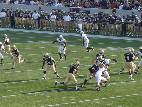 Navy vs Air Force