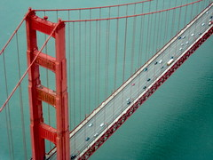 The Golden Gate, SFO (Himanshu ~) Tags: bridge underpass ally couple branch cross loop overpass traverse screen junction unite join link intersection network grating crossroad crosswalk passage exchange interchange gridiron attach bind associate traversal crossway gradecrossing goover archover subtend decussation