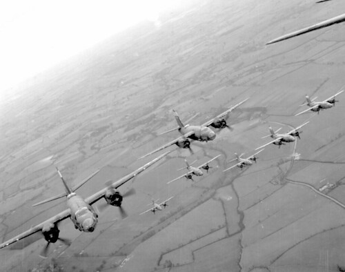 Warbird picture - B-26 Marauders