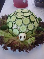 Kaplumbağa Makarna Salatası