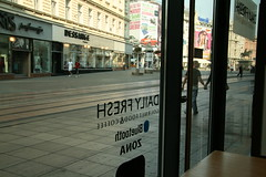 Daily Fresh, again (Gezlarge) Tags: daily fresh zagreb trg bana nama ilica jelacica