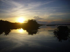 Pôr do Sol no Belo - Manaus, Brazil