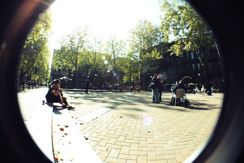 Occidental Park, Pioneer Square