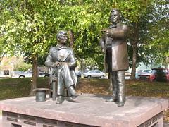 Lincoln-Douglas debate site - Freeport. IL