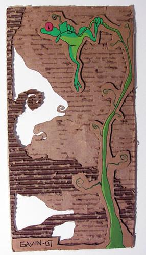 4016216261 1e72816134 Cardboard Paintings