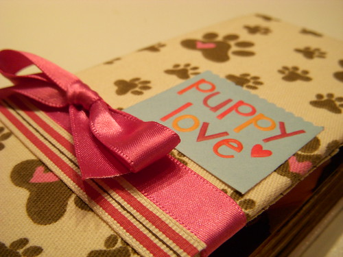 Puppy Love Mini Cover
