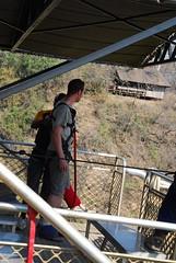 Bungee Jump from Victoria Falls Bridge