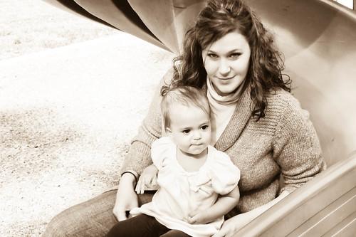Katie & Abby
