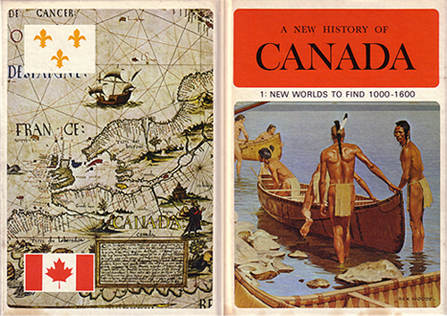 A New History of Canada