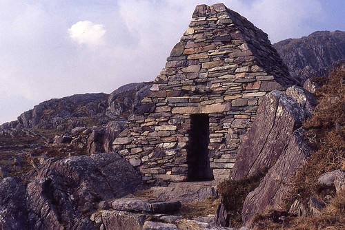 The Shelter of the Bay.The Wilderness Sanctuary, Allihies, Co Cork. 1997