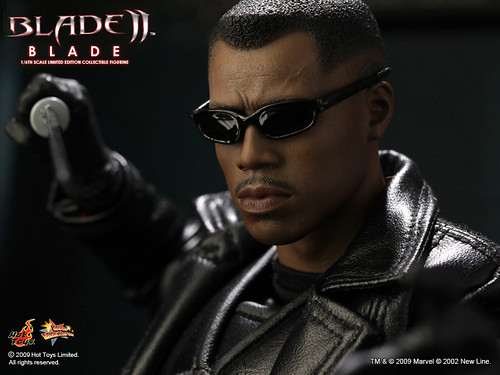 Hot Toys Blade II - 1/6th scale Blade