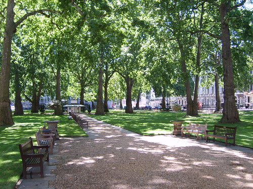 Berkeley Square, Mayfair