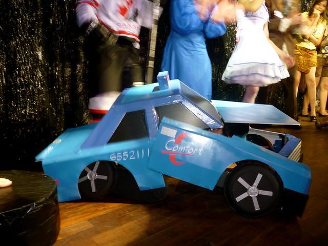 Comfort Cab Transformer | Flickr - Photo Sharing!