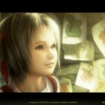 MEET MELINE (2009) : Official Illustration of the 3D Animated Short-Film! :o)
