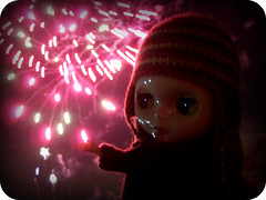 georgie girl and the fireworks...2 of 4