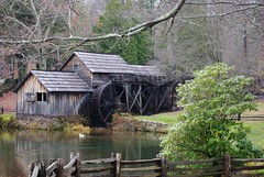 Mabry Mill (RobDurfee) Tags: mill buildings reflections virginia places things nationalparks blueridgeparkway mabrymill