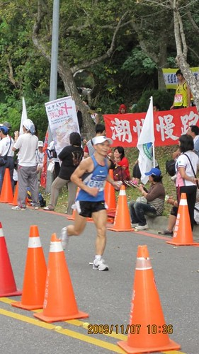 Kiwi0821 拍攝的 2009年花蓮太魯閣馬拉松 (310)。