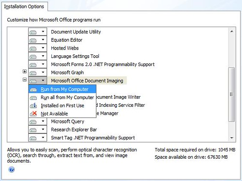 How to Install Microsoft Office Document Imaging for Office