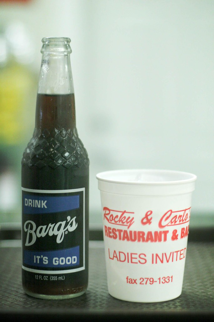 Barq's and cup #2