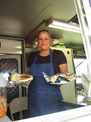 Carnitas de Bigotes Truck, Freeport St. & McNair St.