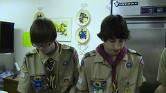 Boy Scouts Fund Raiser 2009