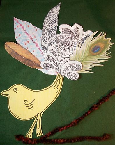 feather challenge