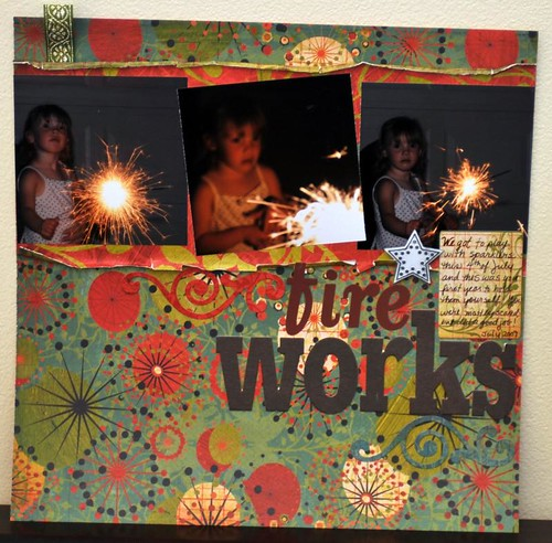 Scrapbook Pages