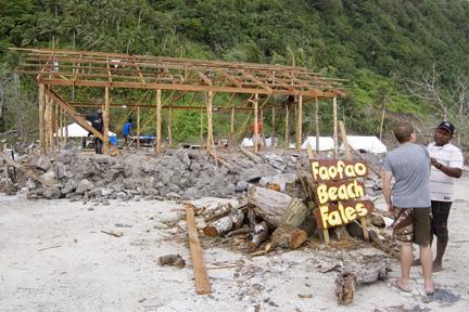 FaoFao Rebuilds