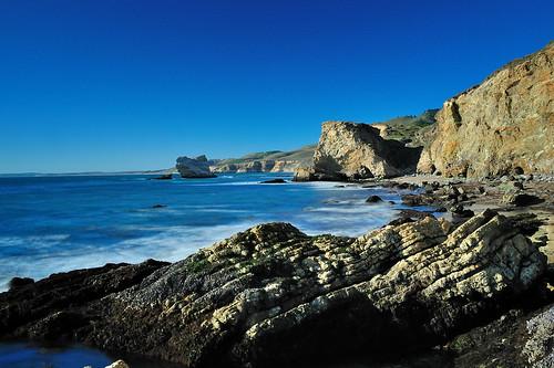 Arch Rock Beach, Point Reyes National Seashore