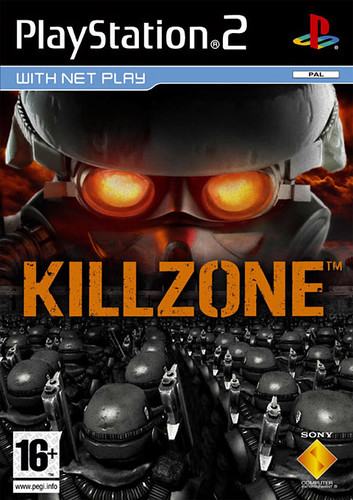 Killzone PAL Packfront