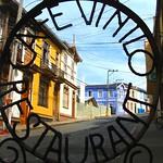 Valparaíso: Cerro Alegre , Calle Almirante Montt