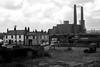 Bricks and weeds (Fray Bentos) Tags: lancashire turbinehall powerstation chimneys wigan coolingtowers inceinmakerfield westwoodpowerstation